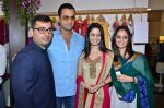 Rohit Roy at Nee & Oink launch their festive kidswear collection at the Autumn Tea Party at Chamomile in Palladium, Mumbai ON 11th Sept 2012 (88).JPG
