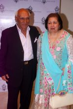 Yash Chopra at Sherle Wagner store launch in Mumbai on 12th Sept 2012 (95).JPG