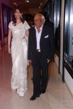 Yash Chopra at Sherle Wagner store launch in Mumbai on 12th Sept 2012 (96).JPG