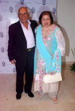Yash Chopra at Sherle Wagner store launch in Mumbai on 12th Sept 2012 (99).JPG