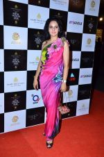 at Anjalee and Arjun Kapoor show at Aamby Valley India Bridal Fashion Week 2012 in Mumbai on 14th Sept 2012 (16).JPG