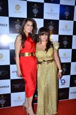 at Anjalee and Arjun Kapoor show at Aamby Valley India Bridal Fashion Week 2012 in Mumbai on 14th Sept 2012 (20).JPG