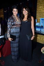 Gul Panag, Pooja Bedi at Ashima leena show at Aamby Valley India Bridal Fashion Week 2012 in Mumbai on 14th Sept 2012 (66).JPG