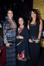 Gul Panag, Pooja Bedi at Ashima leena show at Aamby Valley India Bridal Fashion Week 2012 in Mumbai on 14th Sept 2012 (67).JPG