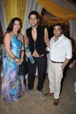 Abhishek Awasthi at Raj of Comedy Circus birthday bash in Mumbai on 16th Sept 2012 (16).JPG