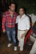 Abhishek Awasthi at Raj of Comedy Circus birthday bash in Mumbai on 16th Sept 2012 (49).JPG