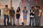 Kishan Kumar, Rhehan Malliek, Preity Zinta, Salman Khan, Prem Raj, Sajid, Wajid at the Audio release of Ishkq In Paris in Mumbai on 17th Sept 2012 (113).JPG