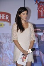 Karishma Kotak at Kingfisher calendar hunt press meet in Mumbai on 20th Sept 2012 (129).JPG