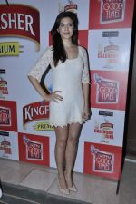 Karishma Kotak at Kingfisher calendar hunt press meet in Mumbai on 20th Sept 2012 (95).JPG