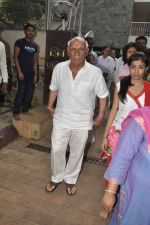 Yash Chopra at Hrithik Roshan_s Ganpati Visarjan on 20th Sept 2012 (27).JPG