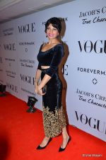 Jacqueline Fernandez at Vogue_s 5th Anniversary bash in Trident, Mumbai on 22nd Sept 2012 (25).JPG