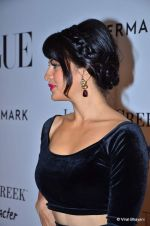 Jacqueline Fernandez at Vogue_s 5th Anniversary bash in Trident, Mumbai on 22nd Sept 2012 (28).JPG