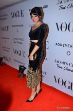 Jacqueline Fernandez at Vogue_s 5th Anniversary bash in Trident, Mumbai on 22nd Sept 2012 (29).JPG