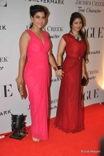 Kajol, Tanisha Mukherjee at Vogue_s 5th Anniversary bash in Trident, Mumbai on 22nd Sept 2012 (19).JPG