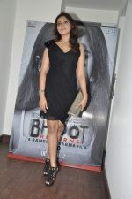 Madhu Shalini at 3D preview of RGV_s Bhoot Returns in Juhu, Mumbai on 22nd Sept 2012 (38).JPG