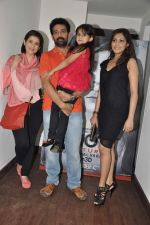 Manisha Koirala, Alayana Sharma, Madhu Shalini, J. D. Chakravarthy at 3D preview of RGV_s Bhoot Returns in Juhu, Mumbai on 22nd Sept 2012 (67).JPG