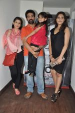 Manisha Koirala, Alayana Sharma, Madhu Shalini, J. D. Chakravarthy at 3D preview of RGV_s Bhoot Returns in Juhu, Mumbai on 22nd Sept 2012 (73).JPG