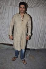 Riyaz Gangji at Andheri Ka Raja, Mumbai on 22nd Sept 2012 (90).JPG