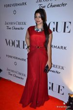Tanisha Mukherjee at Vogue_s 5th Anniversary bash in Trident, Mumbai on 22nd Sept 2012 (111).JPG