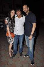 Anu Dewan, Chunky Pandey at Chunky Pandey_s birthday bash in Mumbai on 25th Sept 2012 (73).JPG