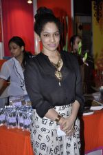 Masaba at Design One exhibition organised by Sahchari foundation in WTC, Mumbai on 26th Sept 2012 (58).JPG
