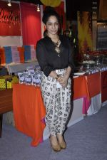 Masaba at Design One exhibition organised by Sahchari foundation in WTC, Mumbai on 26th Sept 2012 (60).JPG