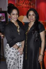 Masaba, Neena Gupta at Design One exhibition organised by Sahchari foundation in WTC, Mumbai on 26th Sept 2012 (55).JPG