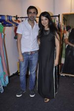 Shraddha Nigam, Mayank Anand at Design One exhibition organised by Sahchari foundation in WTC, Mumbai on 26th Sept 2012 (136).JPG