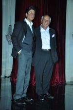 Shahrukh Khan, Yash Chopra at yash Chopra_s birthday in Yashraj Studio on 27th Sept 2012 (105).JPG