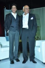 Shahrukh Khan, Yash Chopra at yash Chopra_s birthday in Yashraj Studio on 27th Sept 2012 (94).JPG