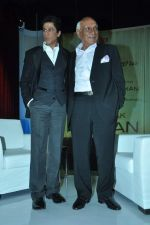 Shahrukh Khan, Yash Chopra at yash Chopra_s birthday in Yashraj Studio on 27th Sept 2012 (95).JPG
