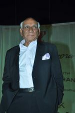 Yash Chopra at yash Chopra_s birthday in Yashraj Studio on 27th Sept 2012 (67).JPG