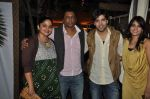 Indira Krishnan, kinshuk mahajan at the completion of 100 episodes in Afsar Bitiya on Zee TV by Raakesh Paswan in Sky Lounge, Juhu, Mumbai on 28th Sept 2012 (41).JPG