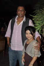 at the completion of 100 episodes in Afsar Bitiya on Zee TV by Raakesh Paswan in Sky Lounge, Juhu, Mumbai on 28th Sept 2012 (27).JPG