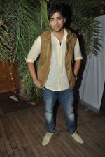 kinshuk mahajan at the completion of 100 episodes in Afsar Bitiya on Zee TV by Raakesh Paswan in Sky Lounge, Juhu, Mumbai on 28th Sept 2012 (52).JPG