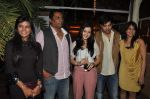mitali nag, kinshuk mahajan, Shivshakti Sachdev  at the completion of 100 episodes in Afsar Bitiya on Zee TV by Raakesh Paswan in Sky Lounge, Juhu, Mumbai on 28th Sept 2012 (49).JPG