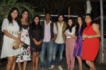 mitali nag, kinshuk mahajan, Shivshakti Sachdev at the completion of 100 episodes in Afsar Bitiya on Zee TV by Raakesh Paswan in Sky Lounge, Juhu, Mumbai on 28th Sept 2012 (59).JPG