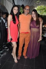 Aanchal Kumar at the Launch of Shatranj Napoli and Polpo Cafe & Bar in Bandra, Mumbai on 30th Sept 2012 (41).JPG