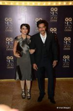 Ajay Devgan, Kajol at GQ Men of the Year 2012 in Mumbai on 30th Sept 2012 (67).JPG