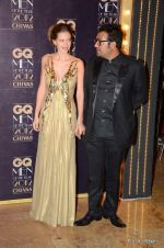 Anurag Kashyap, Kalki Koechlin at GQ Men of the Year 2012 in Mumbai on 30th Sept 2012 (48).JPG