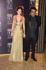 Anurag Kashyap, Kalki Koechlin at GQ Men of the Year 2012 in Mumbai on 30th Sept 2012 (49).JPG