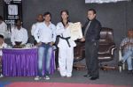 Neetu Chandra get Taekwondo Second Dan Black Belt at The Taekwondo Challenge 2012 in Once More Studio, Opp. World Gym, Goregaon on 30th Sept 2012,1 (100).JPG