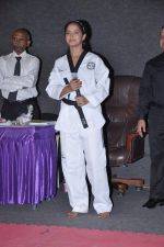 Neetu Chandra get Taekwondo Second Dan Black Belt at The Taekwondo Challenge 2012 in Once More Studio, Opp. World Gym, Goregaon on 30th Sept 2012,1 (103).JPG