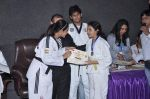 Neetu Chandra get Taekwondo Second Dan Black Belt at The Taekwondo Challenge 2012 in Once More Studio, Opp. World Gym, Goregaon on 30th Sept 2012,1 (105).JPG