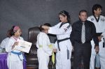 Neetu Chandra get Taekwondo Second Dan Black Belt at The Taekwondo Challenge 2012 in Once More Studio, Opp. World Gym, Goregaon on 30th Sept 2012,1 (106).JPG