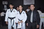 Neetu Chandra get Taekwondo Second Dan Black Belt at The Taekwondo Challenge 2012 in Once More Studio, Opp. World Gym, Goregaon on 30th Sept 2012,1 (113).JPG