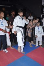 Neetu Chandra get Taekwondo Second Dan Black Belt at The Taekwondo Challenge 2012 in Once More Studio, Opp. World Gym, Goregaon on 30th Sept 2012,1 (128).JPG