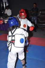 Neetu Chandra get Taekwondo Second Dan Black Belt at The Taekwondo Challenge 2012 in Once More Studio, Opp. World Gym, Goregaon on 30th Sept 2012,1 (140).JPG