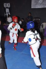 Neetu Chandra get Taekwondo Second Dan Black Belt at The Taekwondo Challenge 2012 in Once More Studio, Opp. World Gym, Goregaon on 30th Sept 2012,1 (142).JPG