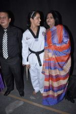 Neetu Chandra get Taekwondo Second Dan Black Belt at The Taekwondo Challenge 2012 in Once More Studio, Opp. World Gym, Goregaon on 30th Sept 2012,1 (147).JPG